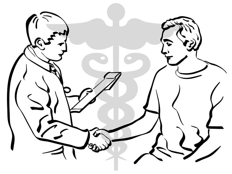 Iατρική επίσκεψη